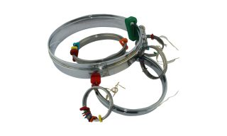 STEEL RINGS For Spinning And Twisting