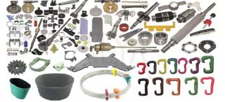 SPARE PARTS FOR TEXTILE MACHINES